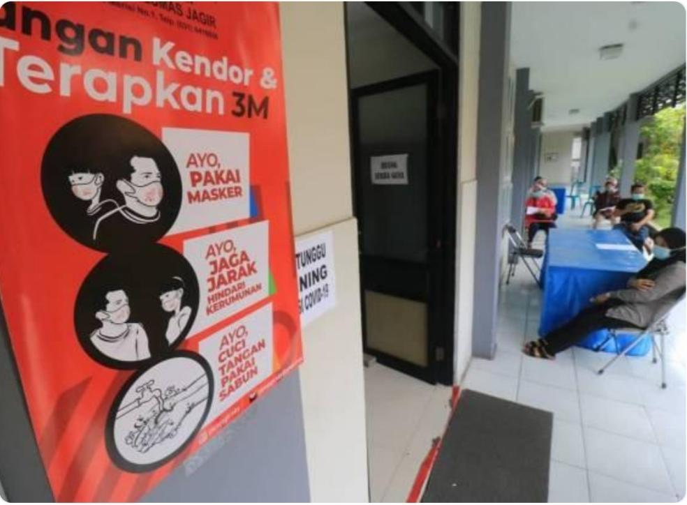 Vaksin untuk Anak Usia 12-17 Tahun Sudah Diajukan, Stok Belum Dikirim ke Surabaya