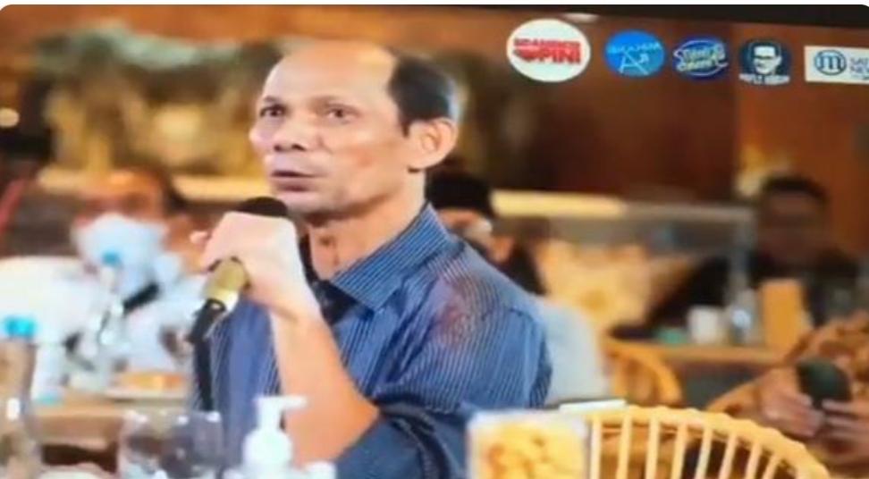 Ichsanuddin Noorsy Heran dengan Warga Indonesia yang Takut Sama Covid-19: Kamu Bilang Hidup Matimu untuk Allah