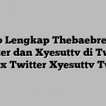 Videos Thebaebreanna Twitter And Xyesuttv On Twitter Yesu_x Twitter Xyesuttv Twitter