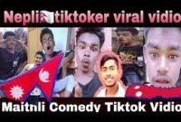 Video Neplin TikTok Viral Twitter
