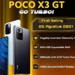 Review Hp POCO X3 GT Harga Dan Spesifikasi