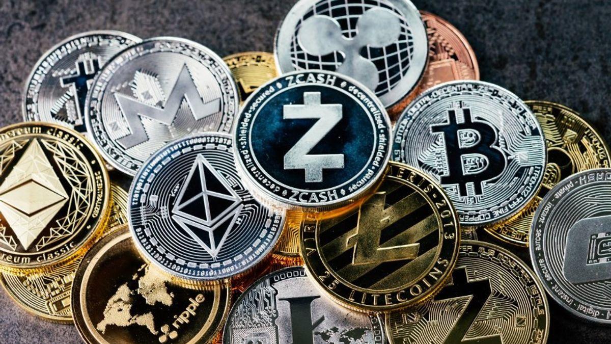 perbandingan cryptocurrency dengan cap
