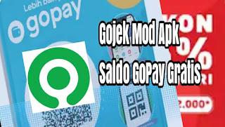 Download GoPay MOD Apk Unlimited Saldo