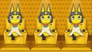 New Viral Egyptian Cat Tiktok And Ankha Dance Video Twitter