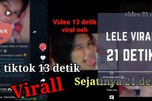 Video Lele 21 Detik Viral di Media Sosial