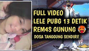 Lele PUBG Viral Video 13 Detik di TikTok